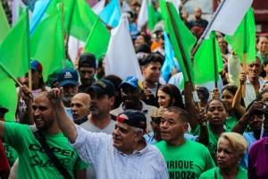 Enrique Mendoza: El #10Dic volvemos a la alcaldía de Sucre