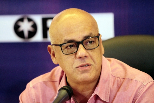 Foto: Jorge Rodríguez / AVN