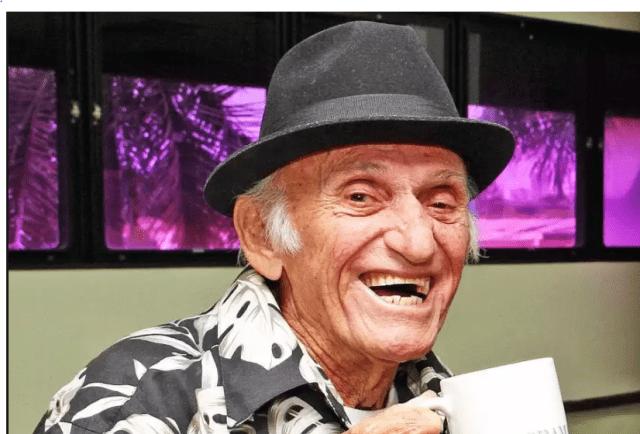 Beto Parra. Foto referencial