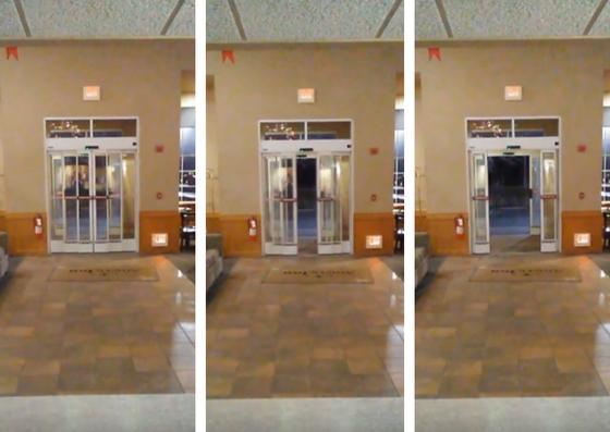 Puertas hotel