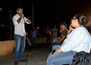 Manuel Ferreira presentará proyecto para resolver crisis de agua potable en Lechería