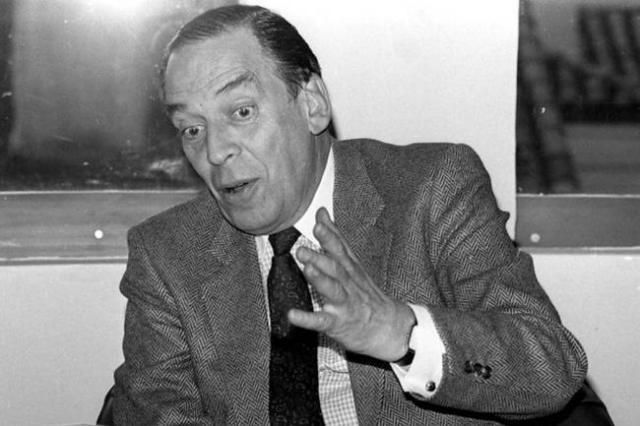 Álvaro Gómez Hurtado, candidato presidencial colombiano asesinado en 1995 (Foto: vanguardia.com)