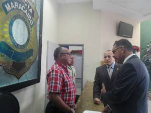 Juan Carlos Fernández: Como alcalde electo solicitaré a Reverol devolución de Polimaracaibo