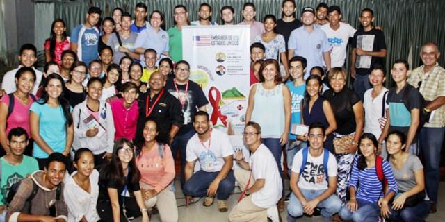 StopVIH cierra actividades renovando su compromiso con Venezuela (Foto: Nota de prensa)
