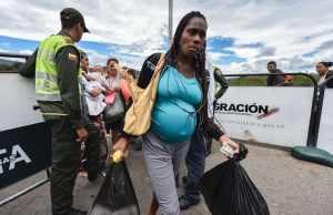 ¿Qué pasa con las venezolanas embarazadas en Colombia?