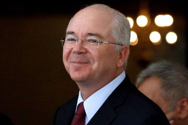 Rafael Ramírez (Foto archivo Reuters)