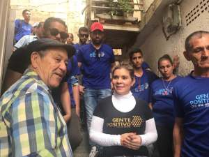 Griselda Reyes: Demos un voto de confianza a quienes negocian el acuerdo humanitario