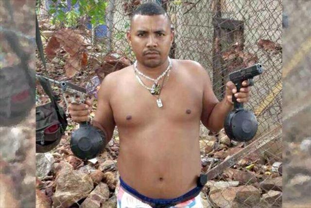 "Franklin Paúl Hernández Quezada, mejor conocido como ""Franklin Masacre"" o ""Viruviru""."