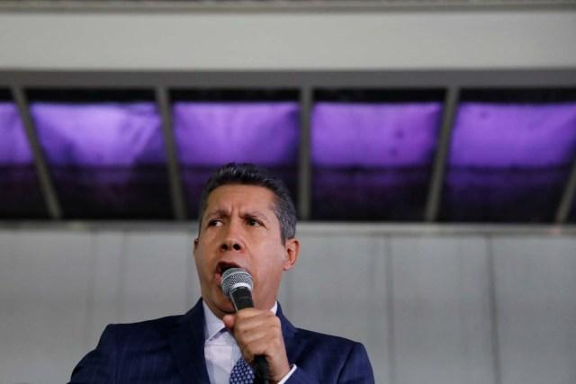 Presidente del partido Avanzada Progresista, Henri Falcón / REUTERS/Marco Bello