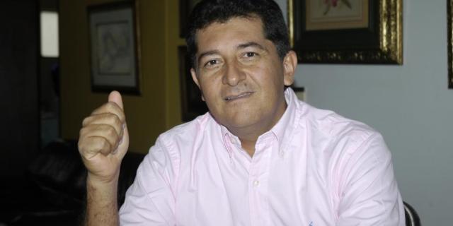 Luis H. Rodríguez, exalcalde de Ibagué. Foto: Archivo EL TIEMPO