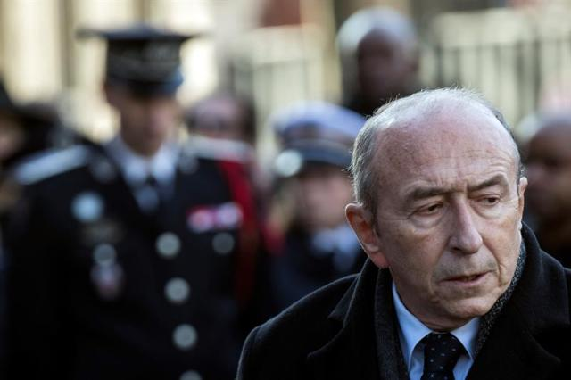 El ministro del Interior de Francia, Gérard Collomb (Foto:  EFE)