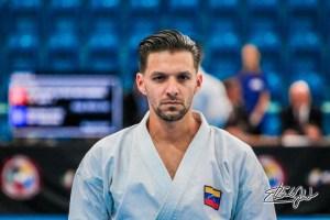 Antonio Díaz celebró ser próximo abanderado de Venezuela para Tokio 2020 (VIDEO)