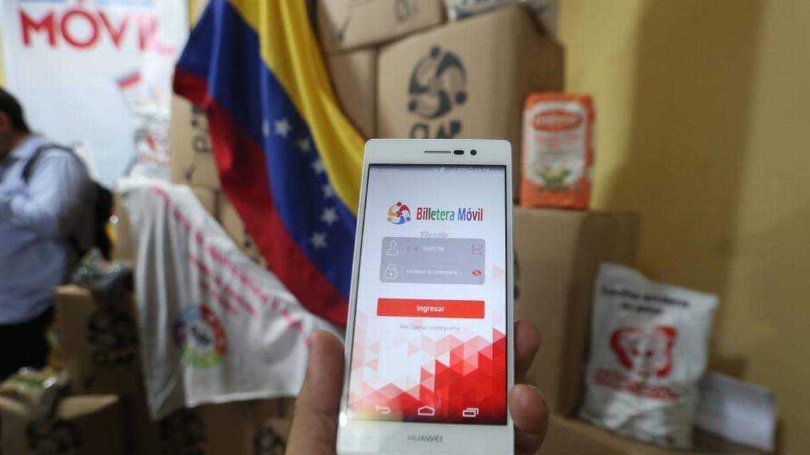 Los usuarios deberán descargar la aplicación Billetera Móvil en sus celulares inteligentes para poder usarla como sistema de pago. Billetera Móvil