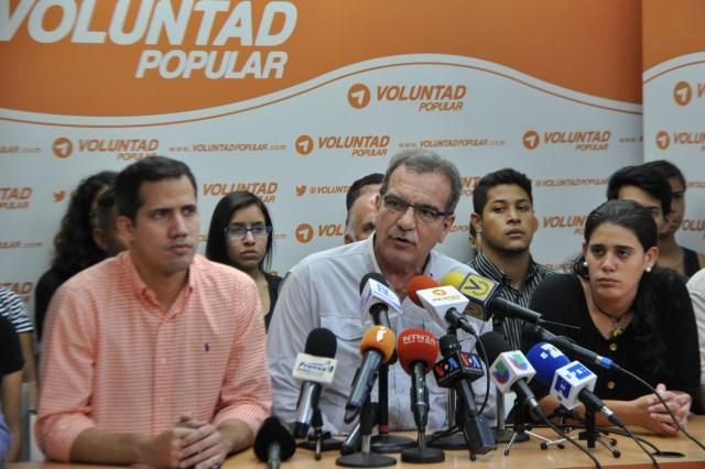 Rueda de Prensa VP. Foto news report