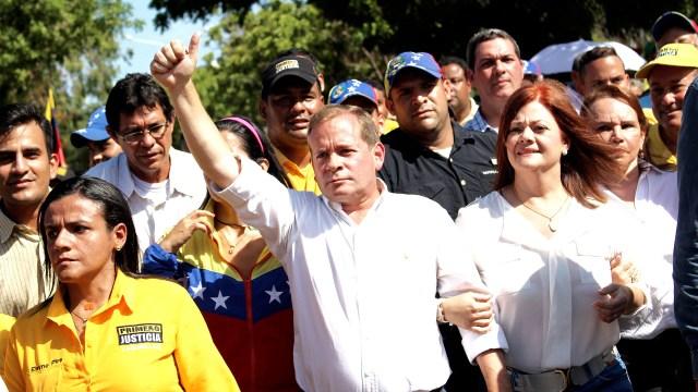 Juan Pablo Guanipa, gobernador electo del Zulia
