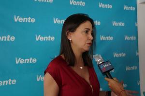 María Corina Machado: No son elecciones, ni es diálogo y esa no es oposición (Video)