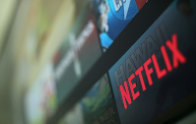 Ilustración del logo de Netflix, 18 de enero del 2017 REUTERS/Mike Blake