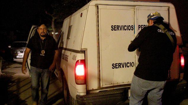 Policía mexicana encuentra 9 cadáveres desmembrados. Foto/AFP.
