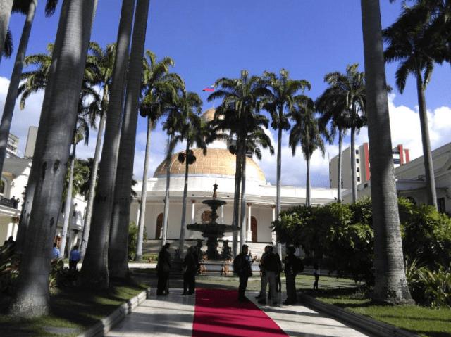 Foto: Twitter Asamblea Nacional @AsambleaVE