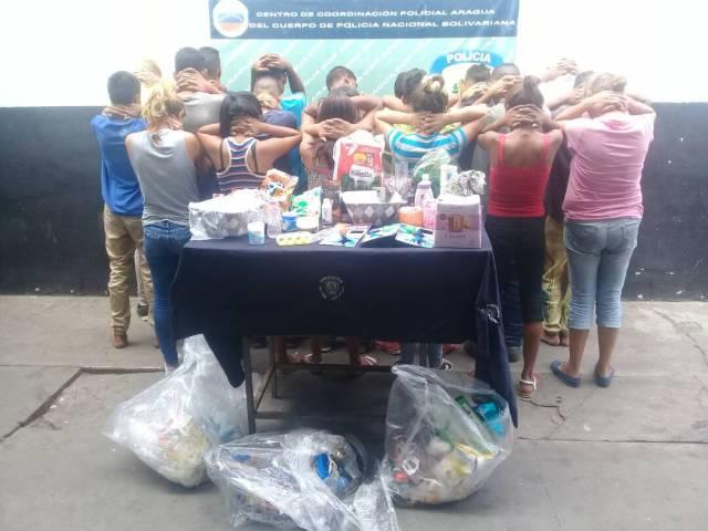 Foto: Policía de Aragua