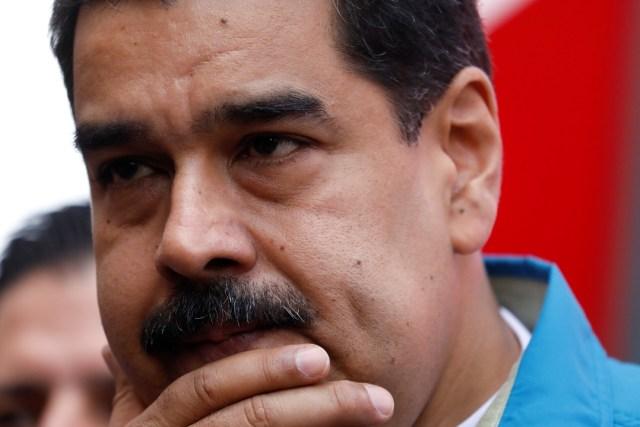 Presidente de Venezuela. RUTERS