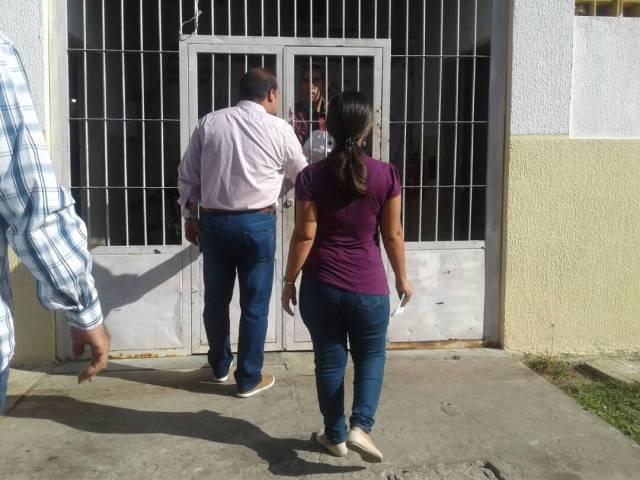 Foto: Periodista es citada por el Dgcim por articulo sobre el Caracazo / @sntpvenezuela