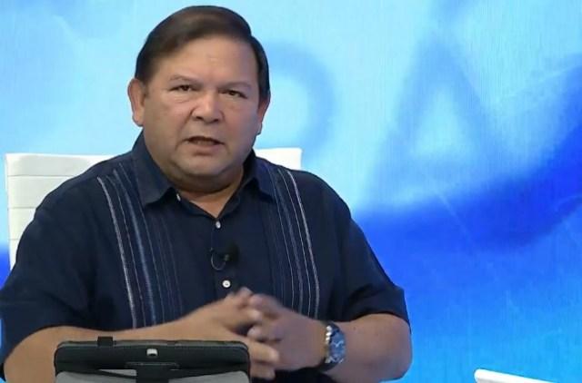 Andrés Velásquez, coordinador nacional de LCR // Foto captura tv