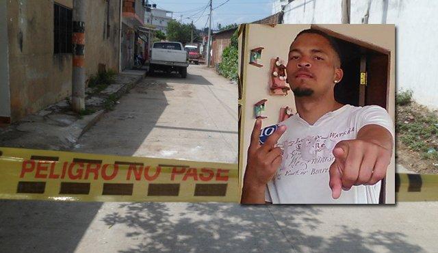 Fraimer Mendoza vivía en Cúcuta desde hacía un año. / Foto: Cortesía