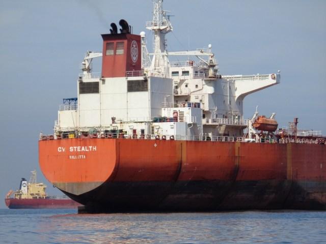 buque tanquero malta