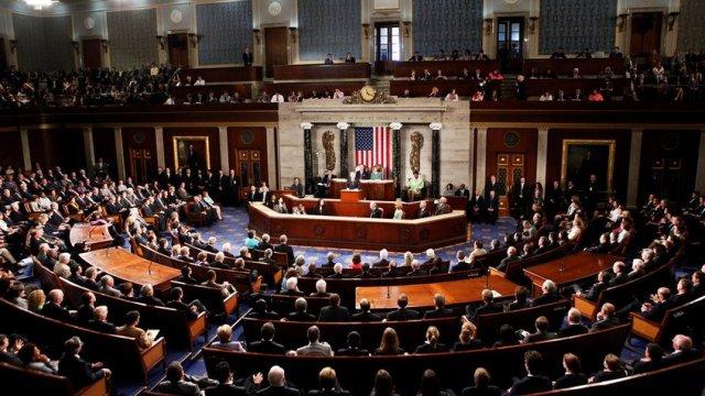 Imagen de archivo de una sesión de la Cámara Baja de EEUU