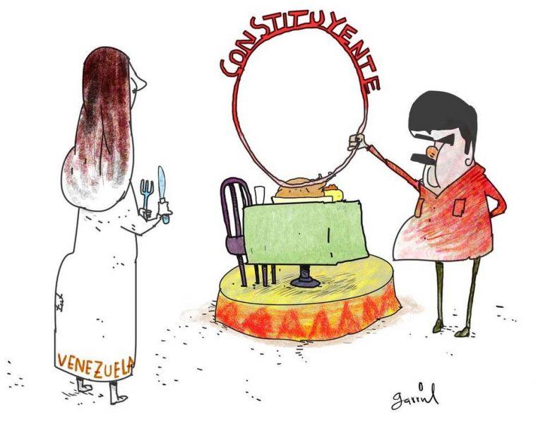 caricatura el nuevo herald
