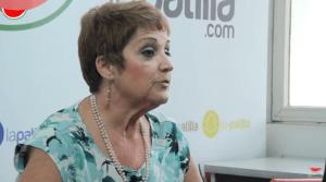 Marcela Máspero: Maduro es el mayor enemigo de los trabajadores (entrevista)
