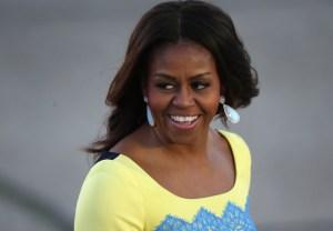 Michelle Obama usó unos ajustados leggins y se atrevieron a compararla con JLo (FOTO)