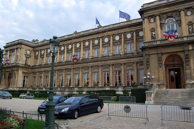 Foto: ministerio francés de Relaciones Exteriores / azernews.az