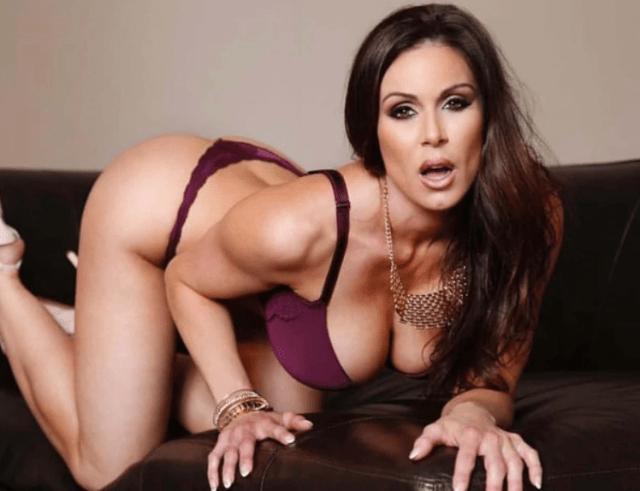 Kendra Lust, actriz porno estadounidense (nfobae)