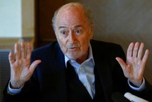 ¿Picado? Expresidente de la Fifa estima que la comisión de ética debe investigar a Infantino