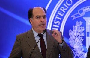 Borges inició gestiones contra la juez y fiscales que han actuado contra él y Requesens