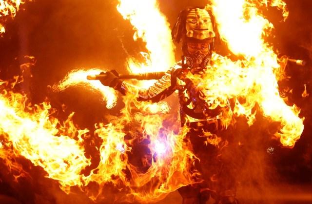 Ceremonia de apertura de los JJOO de Invierno REUTERS