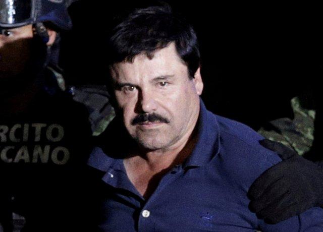 """""""Es una tortura de 24 horas cada día"""", afirmó el antiguo jefe del Cártel de Sinaloa REUTERS/Henry Romero/File Photo"""