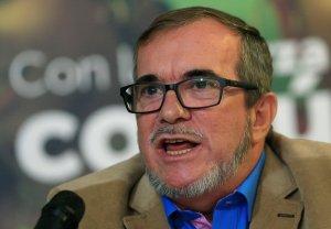Líder de Farc felicita a Iván Duque, el nuevo presidente de Colombia