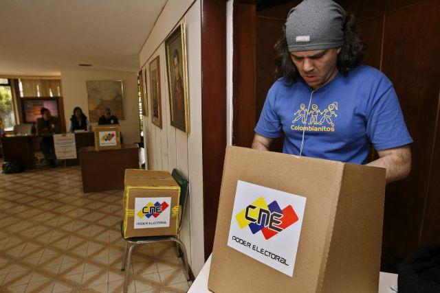 EFE/Guillermo Legaria