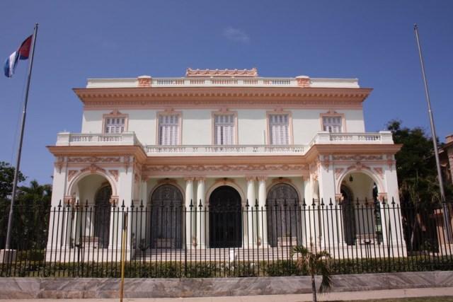 Ministerio de Relaciones Exteriores de la República de Cuba. Foto cortesía: Min Interior Cuba