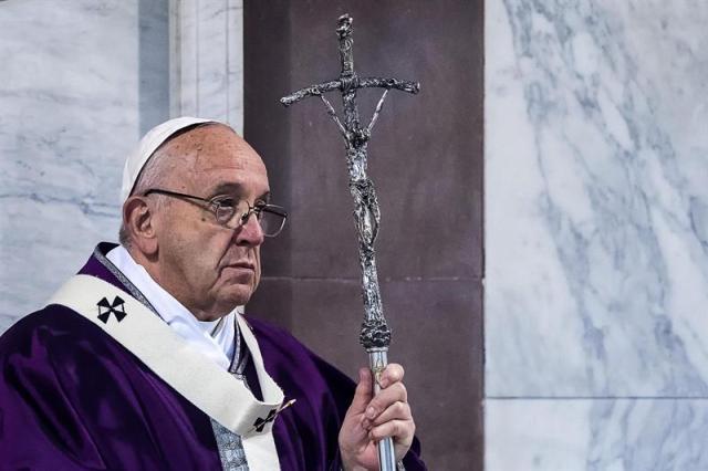 Papa Francisco / Foto EFE