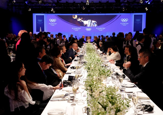 Ceremonia de Comienzos de Juegos Pyeongchang 2018 South Korea, February 8, 2018. REUTERS/Eric Gaillard