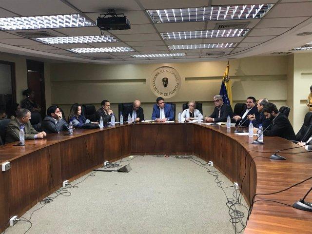 Comision de Finanzas