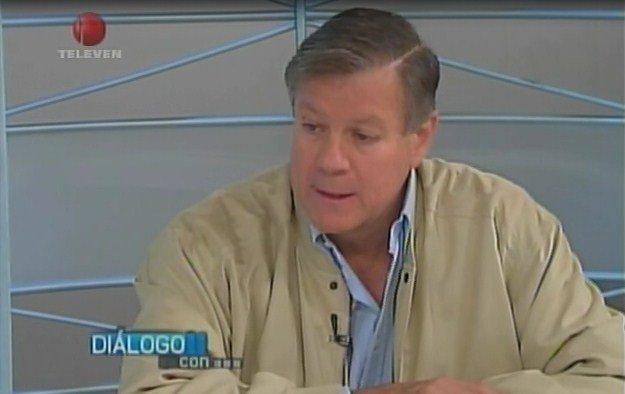 El presidente de Conindustria, Juan Pablo Olalquiaga