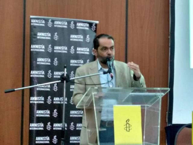 El presidente de Codevida, Francisco Valencia, denunció que Según sus informes la escasez de reactivos llega a 90% en los hospitales (Foto extraída de las redes sociales)