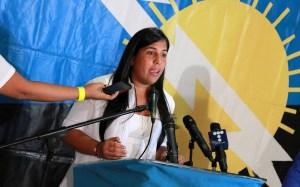 Desiree Barboza: La dictadura exige carnet de la patria para vivir