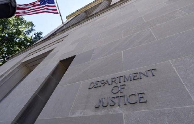 EEUU Departamento de Justicia