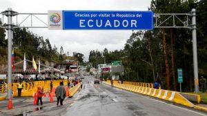 Ecuador declara estado de emergencia en tres provincias por flujo migratorio inusual de venezolanos
